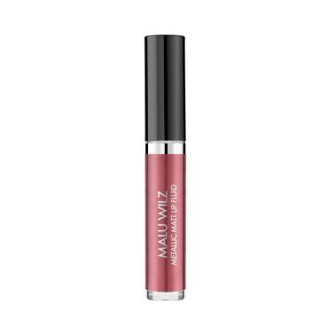 Metaliczna matowa pomadka do ust - Metallic Matt Lip Color